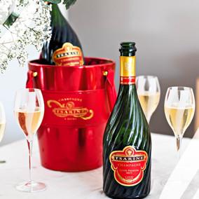 Celebrating Champagne