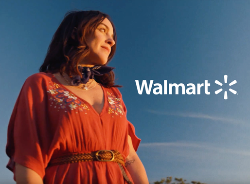 DNA BELT FEATURED IN WALMART COMMERCIAL
