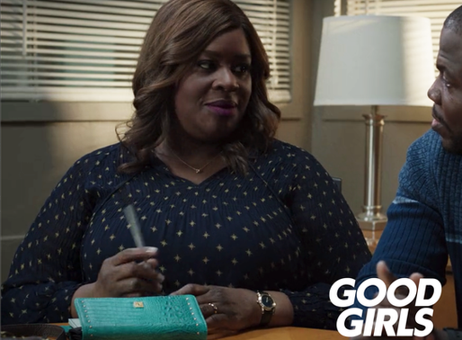 DNA WALLET SPOTTED ON NBC'S GOOD GIRLS
