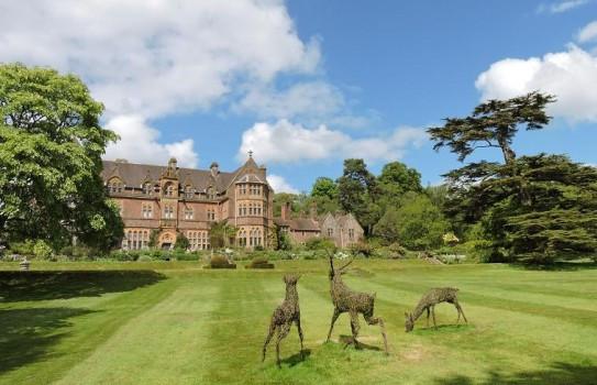 National Trust Knighthayes