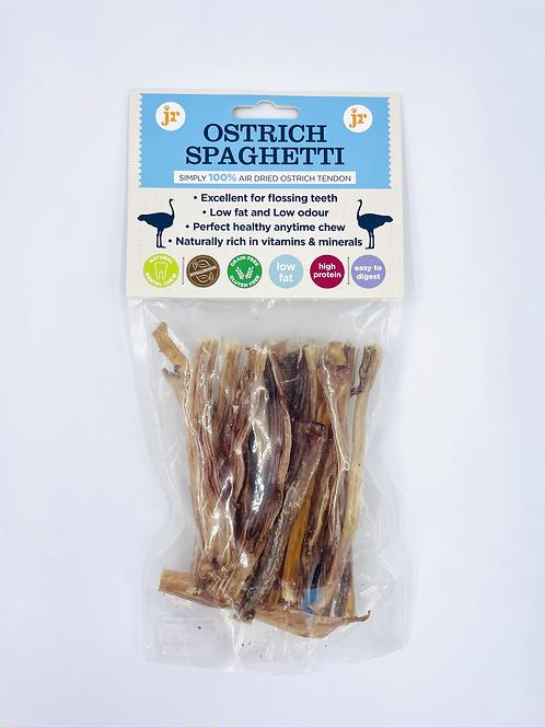 Ostrich Spaghetti