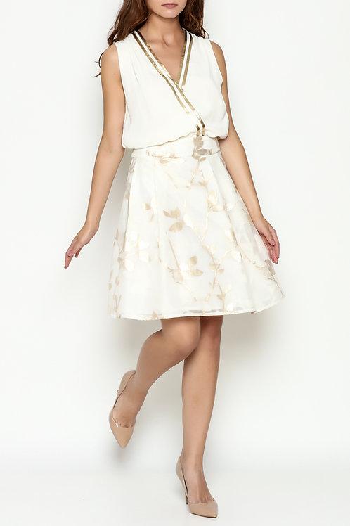 Flower Print Dress