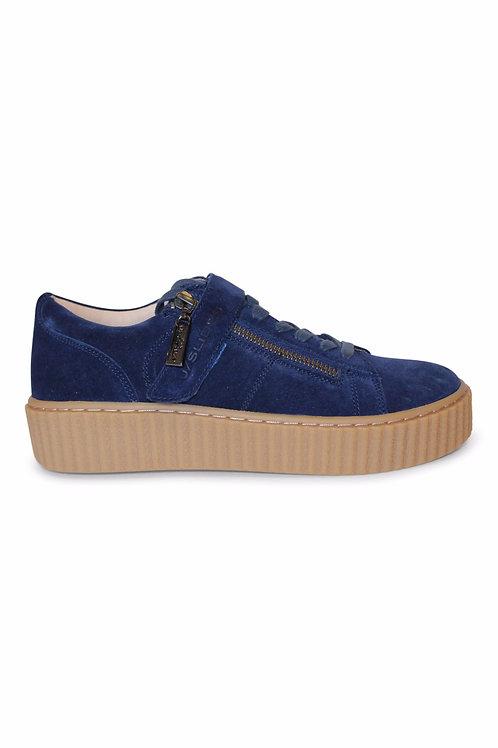 J Slides platform sneakers