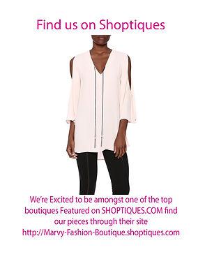 Shoptiques Marvy Fashion Boutique