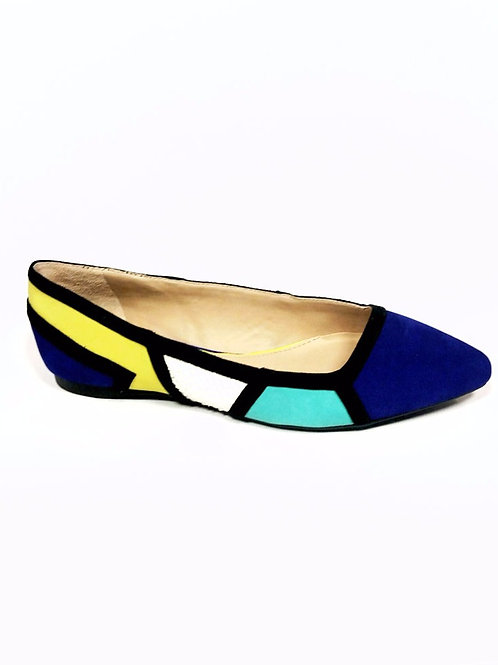 POINTED-TOE CECEE FLAT