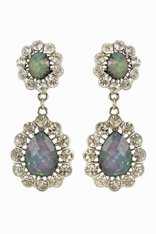 Bailey Rhinestone Earrings