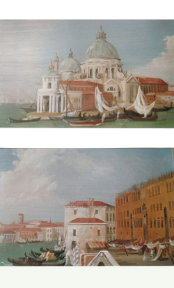 Fireplace Inset Panel Venice