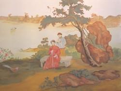 Chinoiserie Landscape