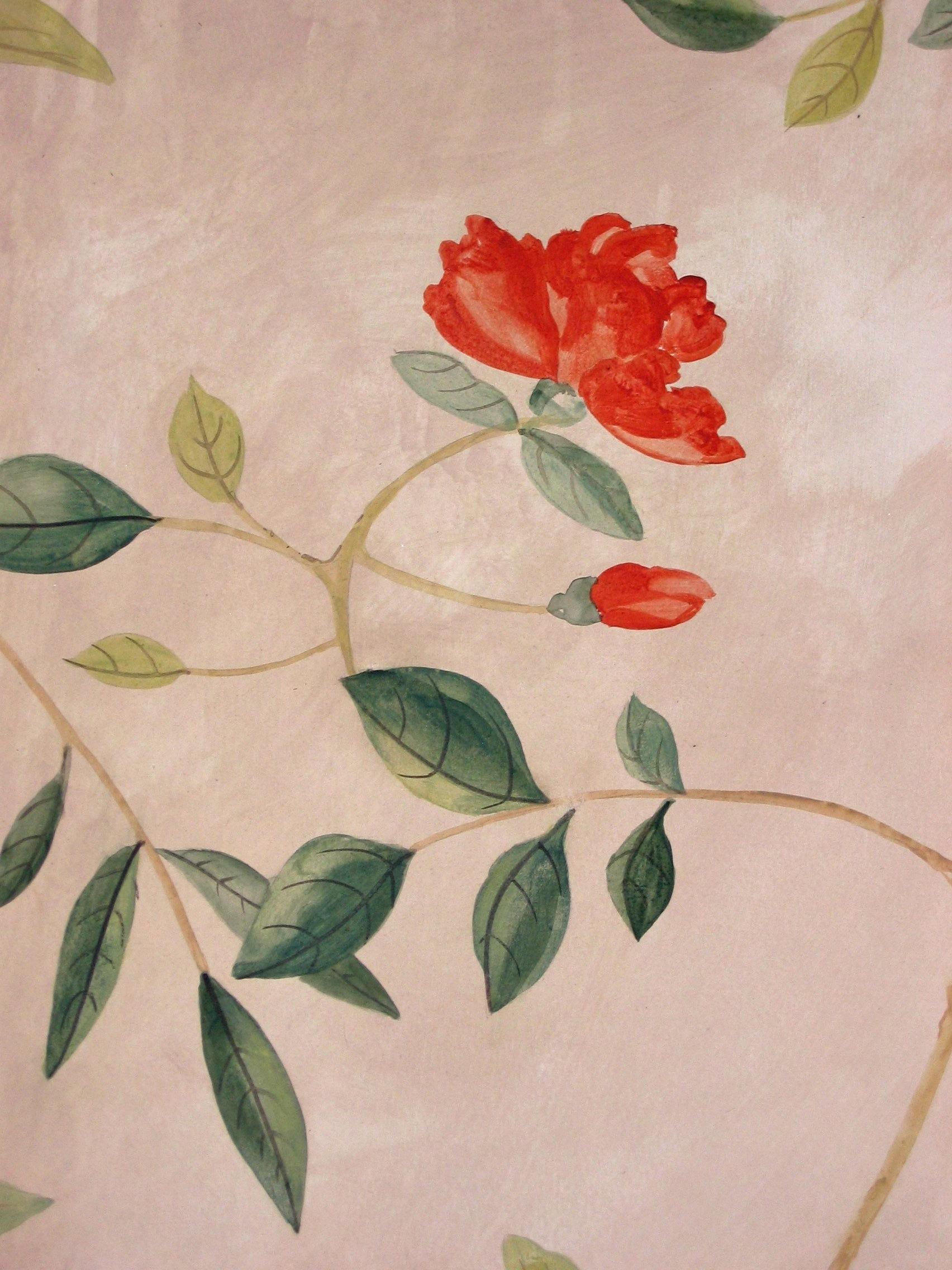 Chinoiserie Flower