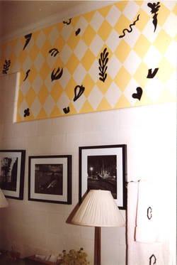 Black and Yellow Matisse