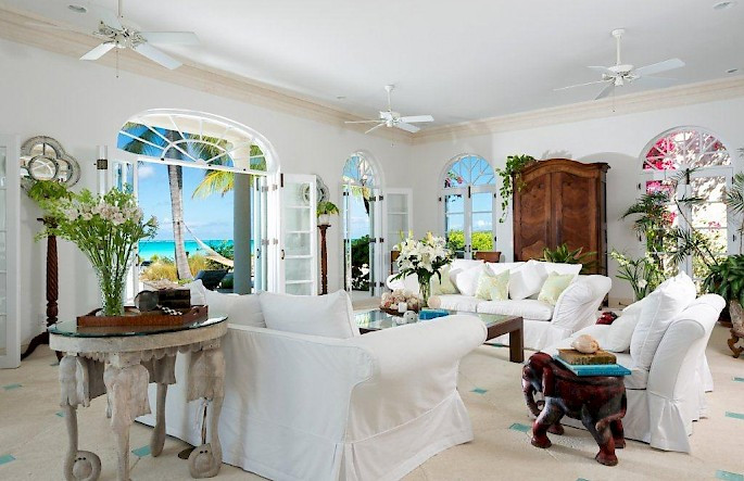 villa in Turks & Caicos
