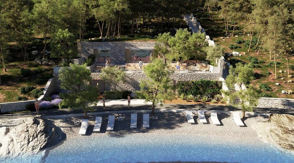 New hotel opening - Maslina Resort on the island of Hvar, Croatia