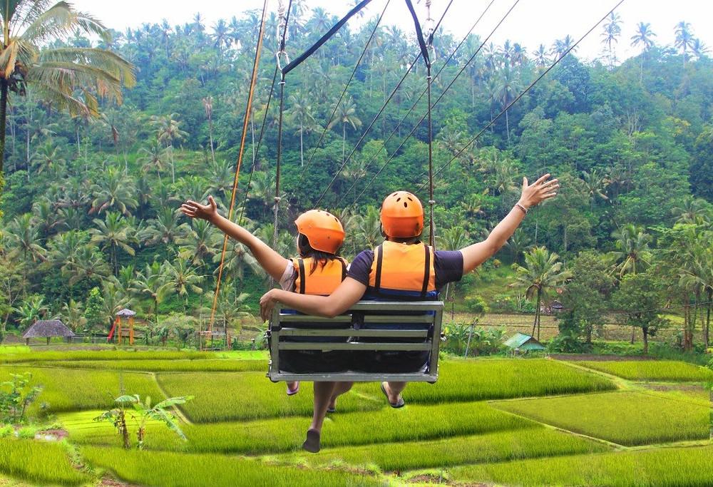 Fun in Bali