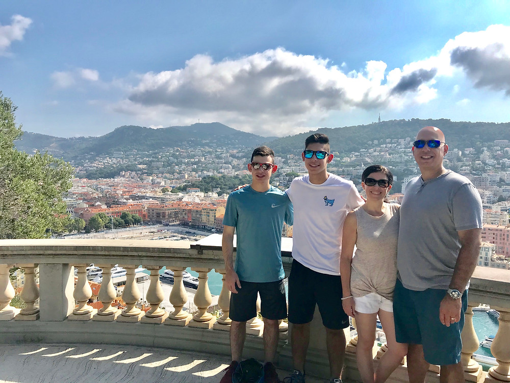 Exploring the vibrant city of Nice, France.