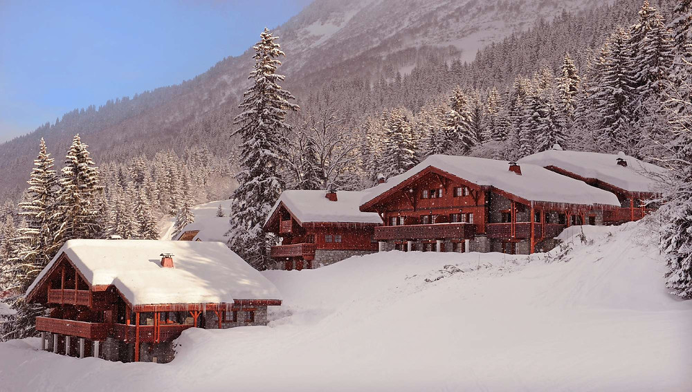 Valmorel Chalet, French Alps