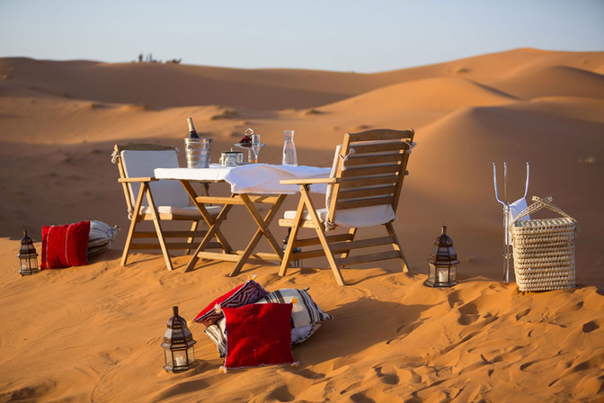 TOP 5 EXPERIENCES IN MOROCCO