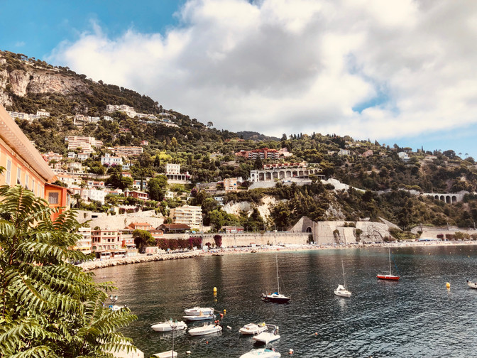 5 Must See Spots on the French Riviera