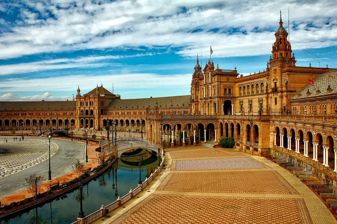 A WINTER VACATION IN SOUTHERN SPAIN