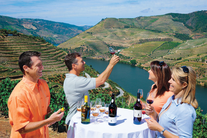 A THEMED RIVER CRUISE... WINE, GOLF, TULIPS AND MORE