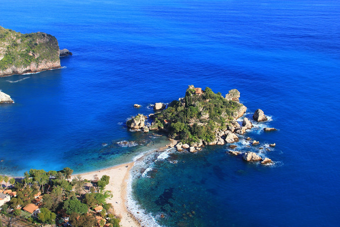 DISCOVER SPECTACULAR ITALIAN ISLANDS