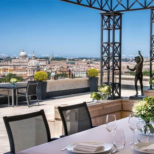 Hassler Hotel, Rome