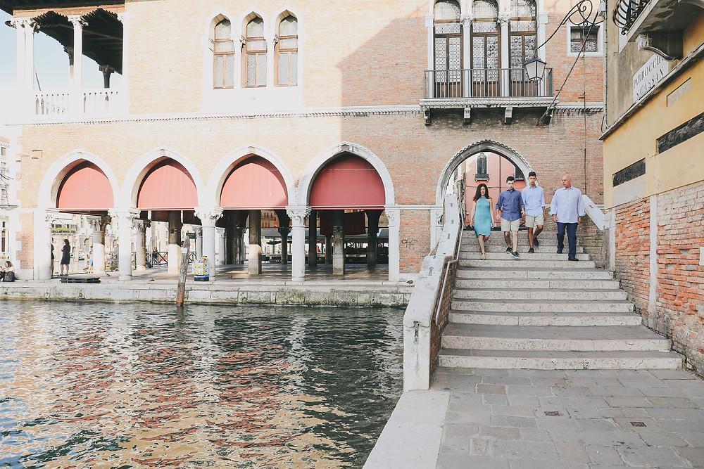 Venice Family Vacation