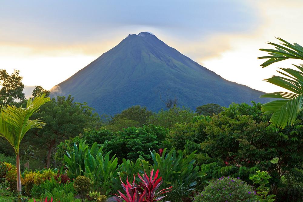 Majestic Arenal Volcano, Costa Rica