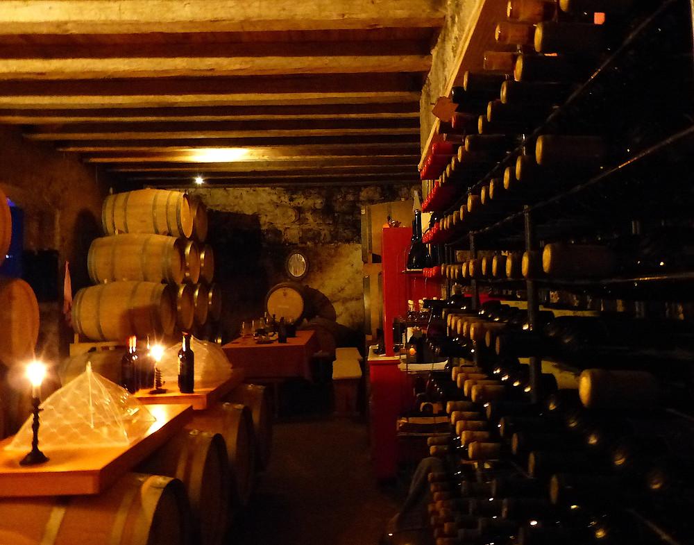 Winery in Hvar