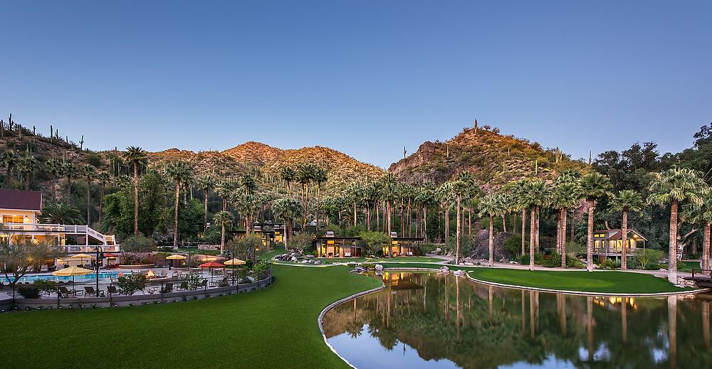 Castle Hot Springs, AZ