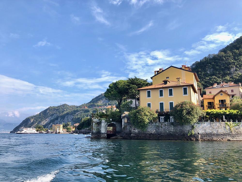 Beautiful villa on the shores of Lake Como