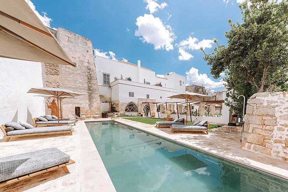 New hotel opening - Paragon 700, Puglia, Italy