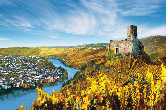 5 UNIQUE EXPERIENCES ALONG THE RHINE RIVER