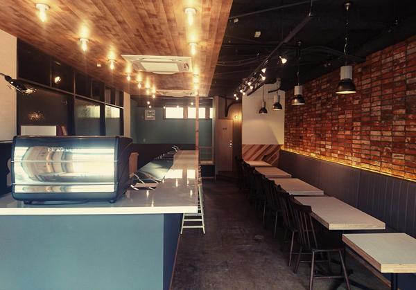 cafe81+ hanakoganei tokyo