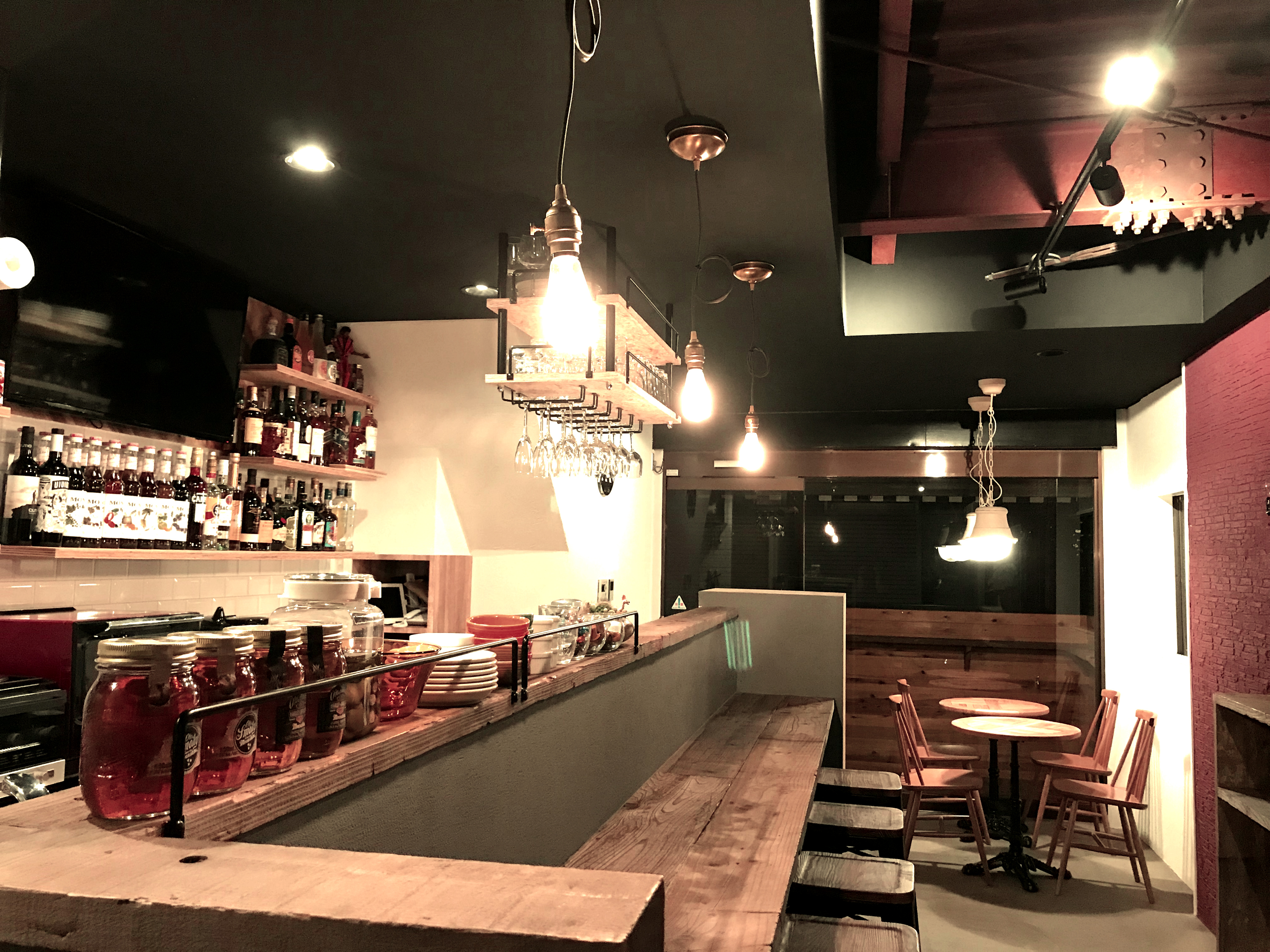cafe bar grab musashikosugi tokyo