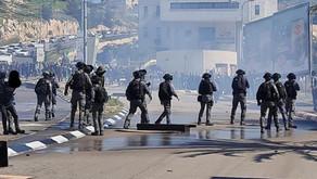 لماذا تخفي الشرطة تفاصيل حول وسائل تفريق المظاهرات؟!