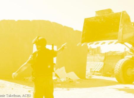 رغم أزمة الكورونا: هدم بيوت فلسطينيين في الأغوار
