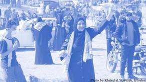 وقف إطلاق النار على متظاهري غزة