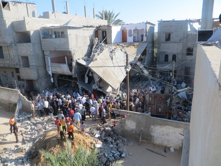 موقف جمعية حقوق المواطن من فتح التحقيق ضد اسرائيل