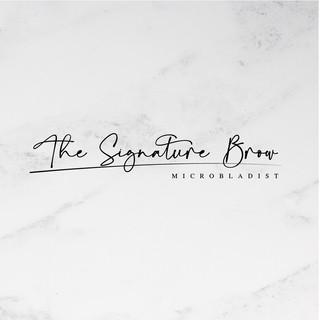 The Signature Brow