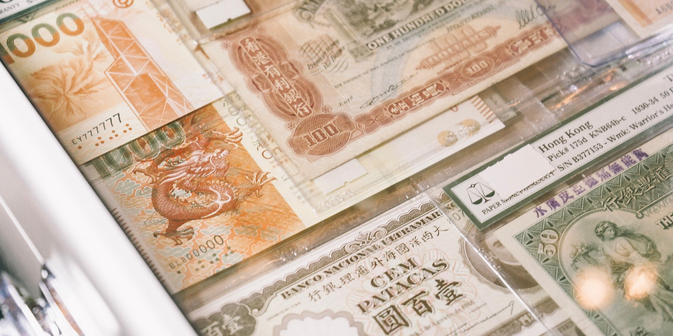 The 8th Hong Kong Coin Show 第八屆香港國際錢幣聯合展銷會
