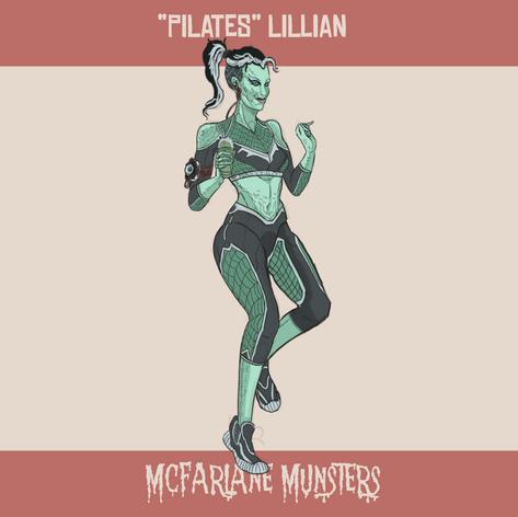 Lillian Munster