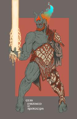 Darkseid Is.
