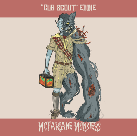 Eddie Munster