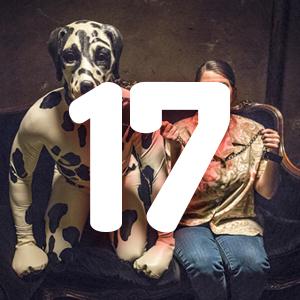 Top 17 Shows of 2017!  #17: Preacher