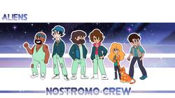 Nostromo Crew