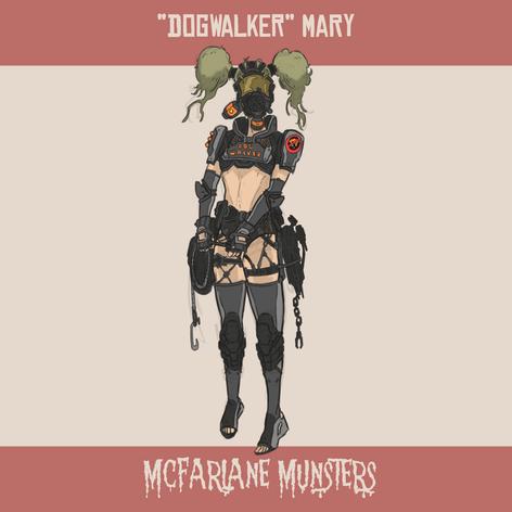 Mary Munster