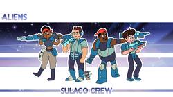 Sulaco Crew