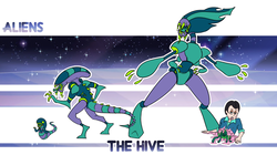 The Hive.
