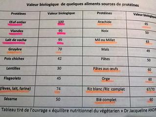 Idées reçues n°3 : Sur les protéines (vol 2)