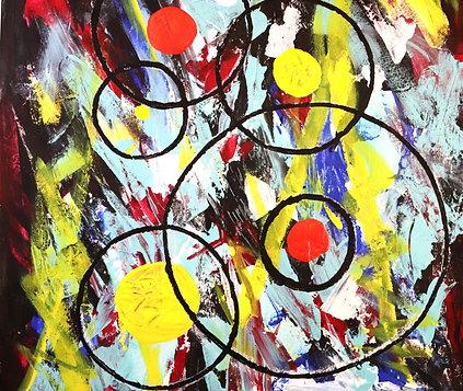 Circle of Life Art